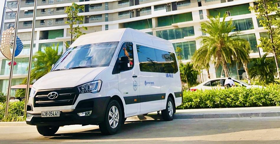 Thuê xe 16 chỗ tại Tuy Hòa – Phú Yên
