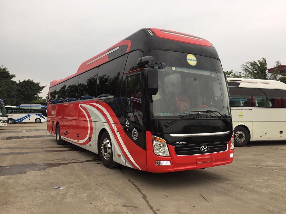 Thuê xe du lịch 45 chỗ tại tuy Hòa – Phú Yên