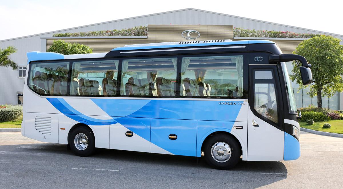 Thuê xe 35 chỗ tại Tuy Hòa – Phú Yên